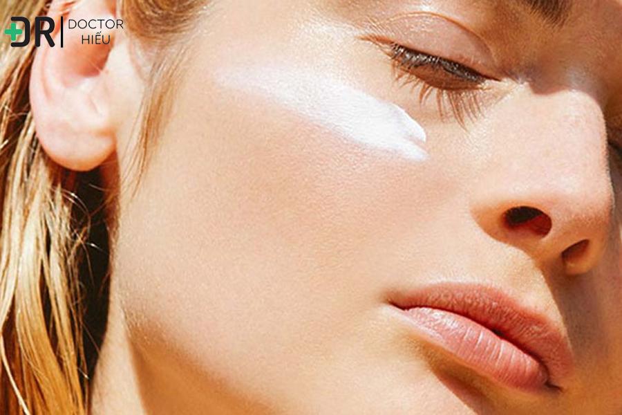 Kem chống nắng có bảo vệ da không?