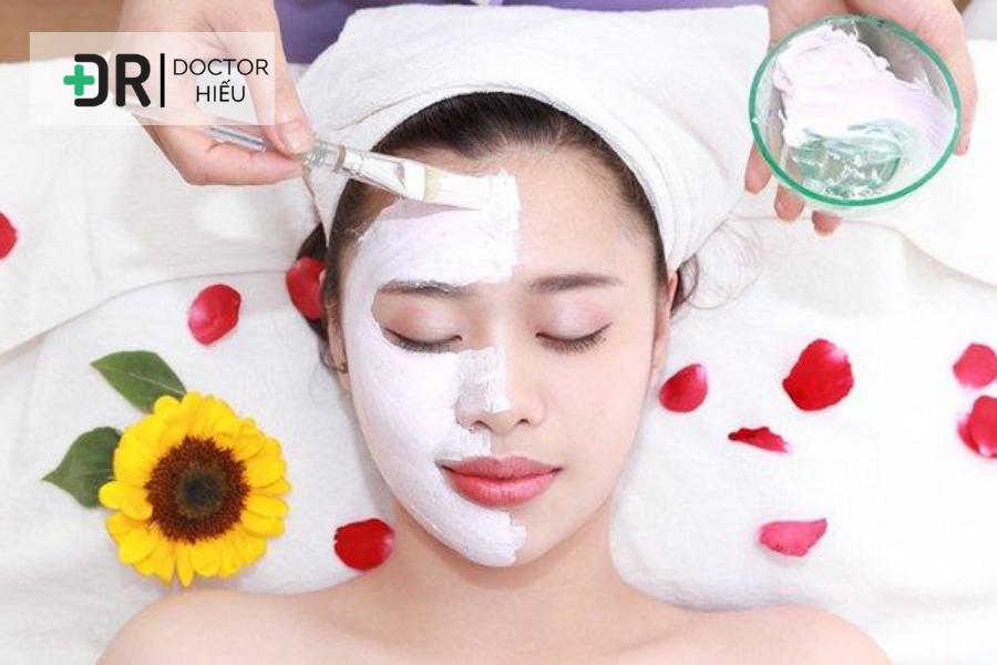 Cách chăm sóc da trong điều trị mụn