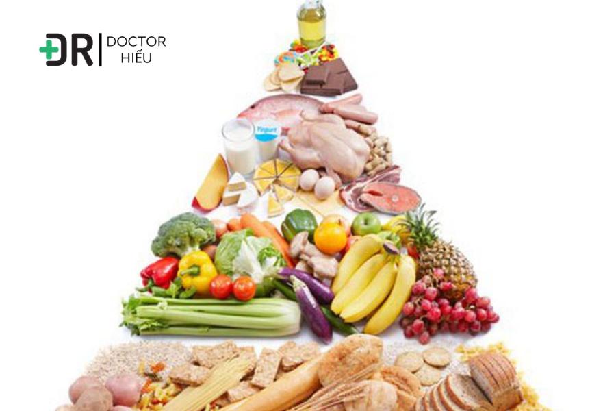 Chế độ ăn trong điều trị mụn