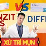 klenzit MS và Differin