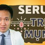 serum trị mụn